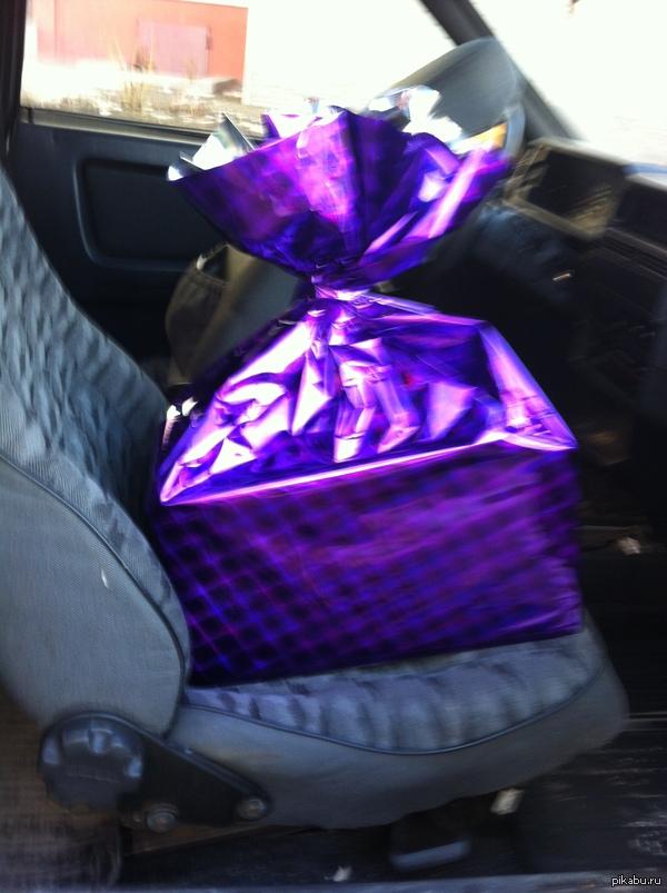 Подарок папе на день рождения ребенка