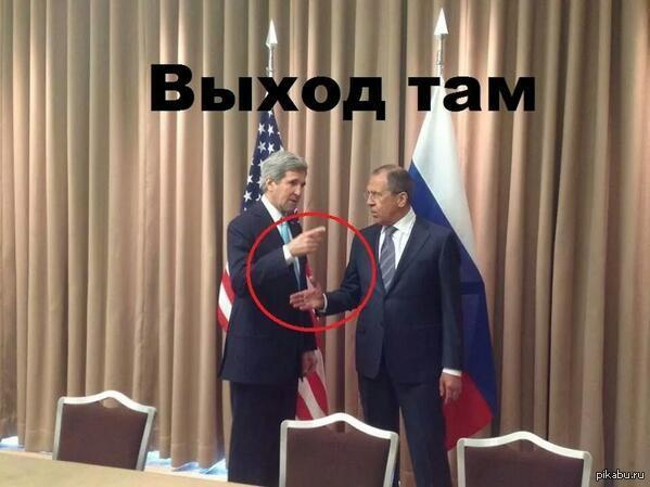 Сегодня Лавров и Керри обсудят ситуацию в Украине и отвод российских войск от границы - Цензор.НЕТ 4967