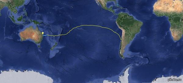 переплыл атлантический океан на лодке