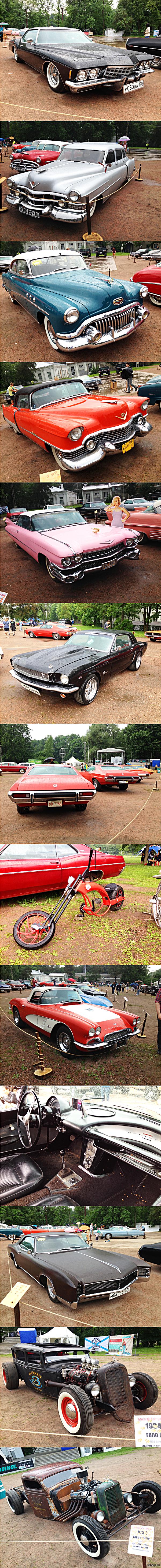 Muscle Car Show Некоторые из машин. Специально снимал для вас, пикабушники)))  крутые тачки, автомобиль, выставка, длиннопост