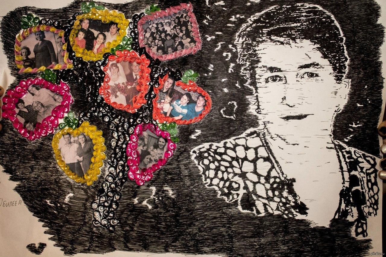Подарок бабушке на 60 лет картинки