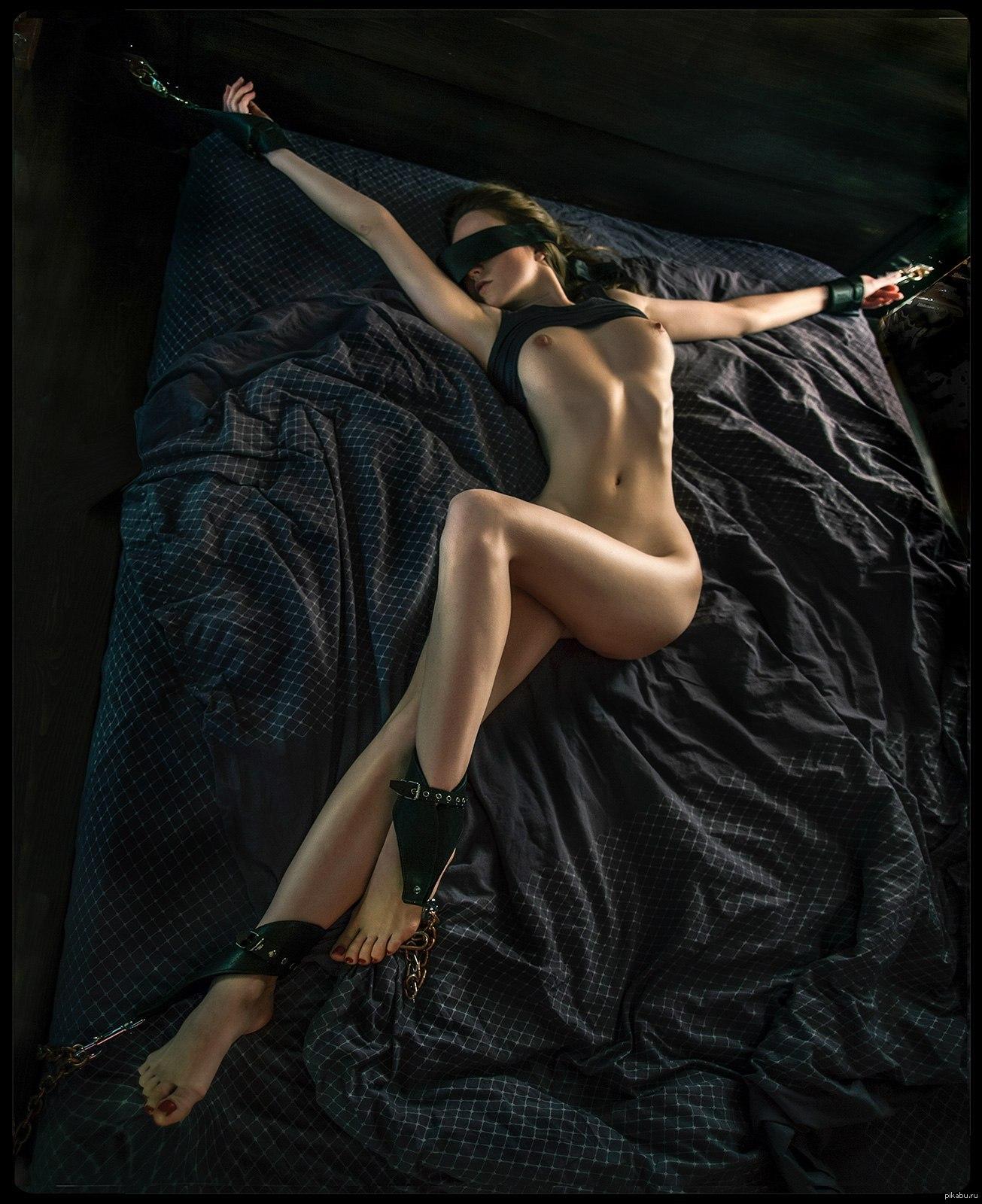 Фантазии девушек в постели 2 фотография