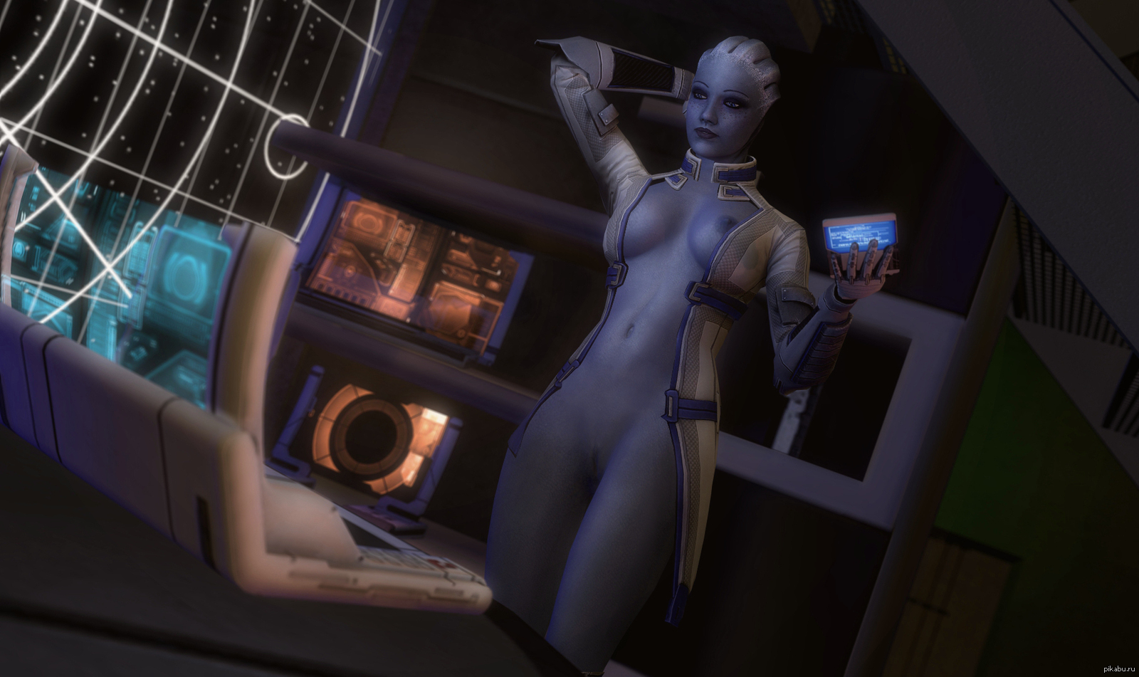 Mass effect female character porn mod nudes videos