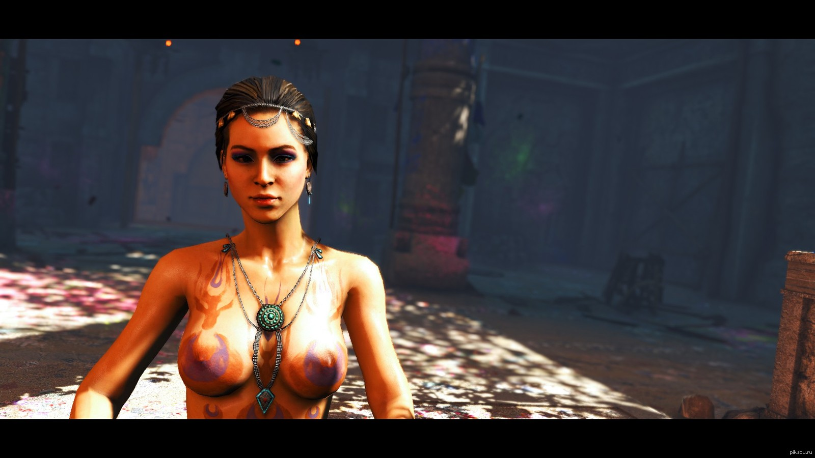 Far cry 3 topless hentai video