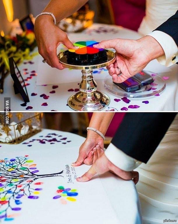 Подарок на свадьбу своими руками идеи интересный