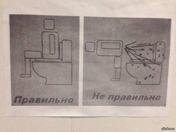инструкция по пользованию биде