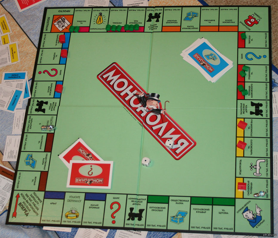 Игра монополия как сделать своими руками фото