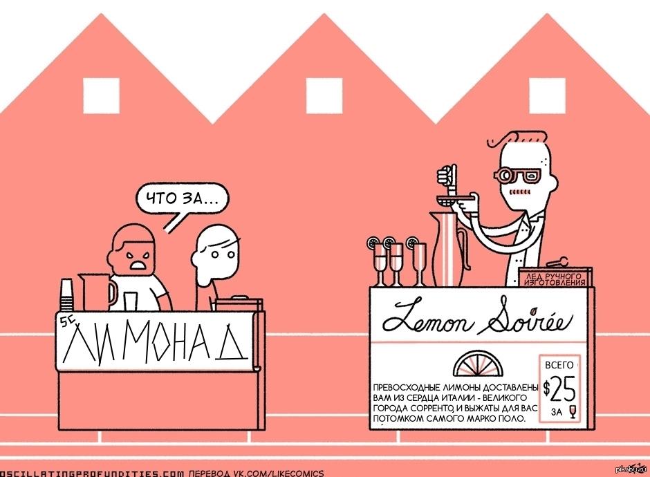 Лимонад комикс часть 3 6 фотография