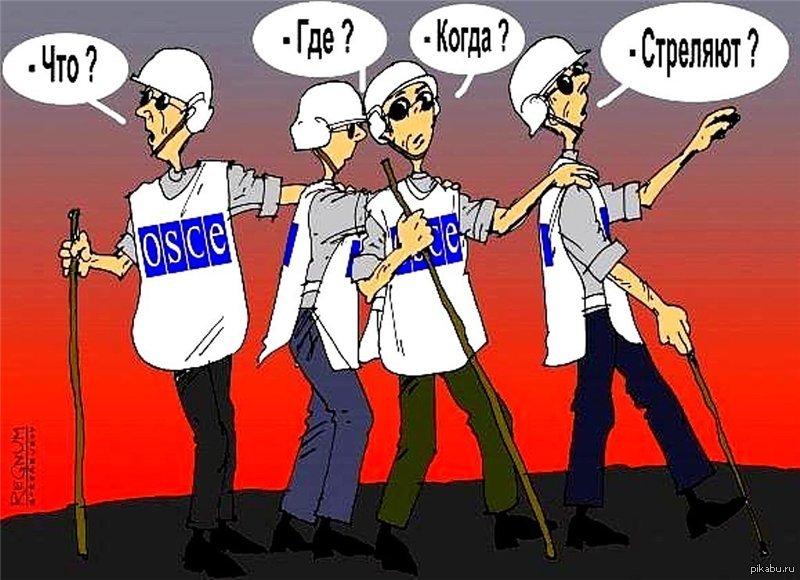 Миссия ОБСЕ не приостанавливает мониторинг ситуации на Донбассе, однако ограничена в передвижении из соображений личной безопасности - Цензор.НЕТ 9994