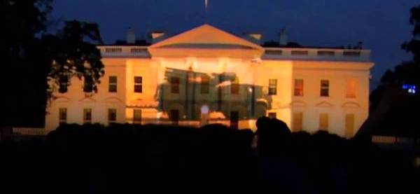 видео победы на белом доме