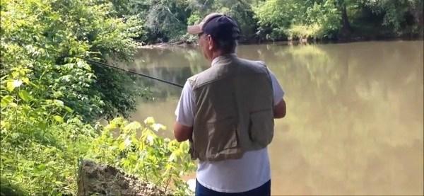 как развлечь себя на рыбалке