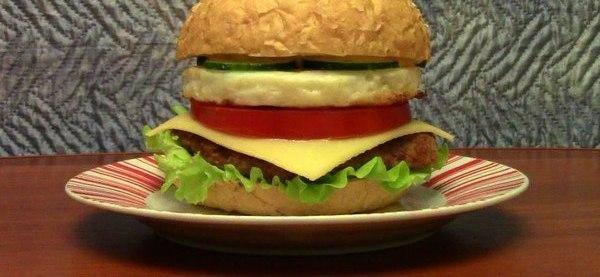 Гамбургер макдональдс в домашних условиях рецепт
