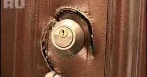 металлические двери 2 мм взлом