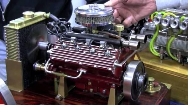 Сделать дизельный двигатель своими руками