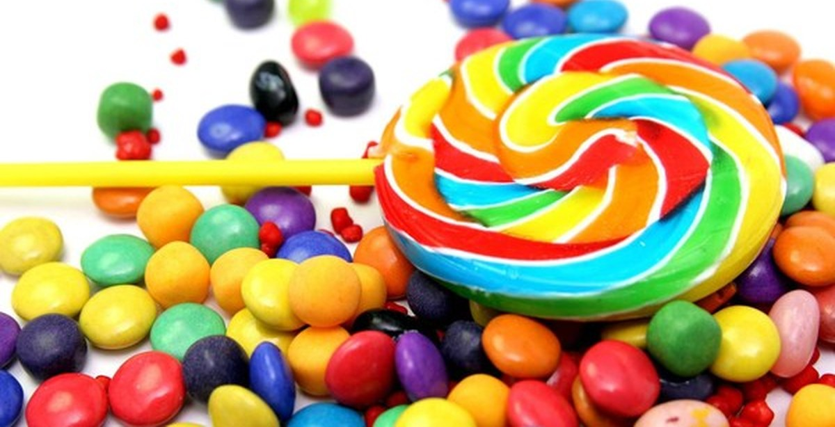 Леденец конфета